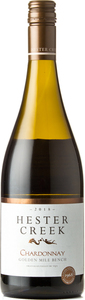 Hester Creek Chardonnay Golden Mile Bench 2018, Golden Mile Bench Bottle