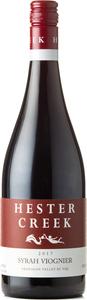 Hester Creek Syrah Viognier 2017, Okanagan Valley Bottle