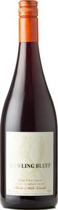 Howling Bluff Pinot Noir Three Mile Creek 2016, Okanagan Valley Bottle