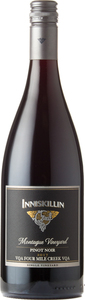 Inniskillin Montague Vineyard Pinot Noir 2017, VQA, Four Mile Creek Bottle