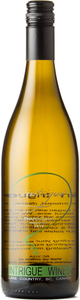Intrigue Wines Chardonnay 2018, Okanagan Valley Bottle