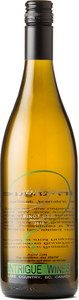 Intrigue Wines Pinot Gris 2018, Okanagan Valley Bottle