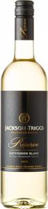 Jackson Triggs Okanagan Reserve Sauvignon Blanc 2018, Okanagan Valley Bottle