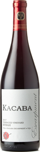 Kacaba Terraced Vineyard Syrah 2017, Niagara Peninsula Bottle