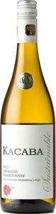 Kacaba Select Series Unoaked Chardonnay 2017, Niagara Peninsula Bottle