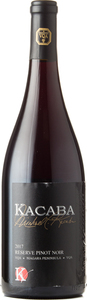 Kacaba Signature Series Reserve Pinot Noir 2017, Niagara Escarpment Bottle