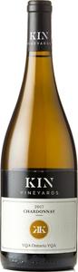 Kin Vineyards Chardonnay 2017 Bottle