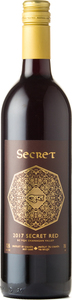 Kismet Secret Red 2017, Okanagan Valley Bottle