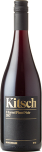 Kitsch Wines 5 Barrel Pinot Noir 2017, Okanagan Valley Bottle