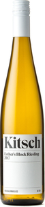 Kitsch Wines Esther's Block Riesling 2017, Okanagan Valley Bottle