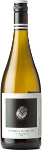 La Cantina Vallee D'oka Chardonnay 2018 Bottle