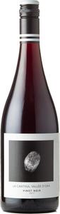 La Cantina Vallee D'oka Pinot Noir 2017 Bottle