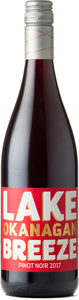 Lake Breeze Pinot Noir 2017, Okanagan Valley Bottle