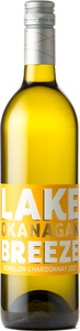 Lake Breeze Semillon/Chardonnay 2017, Okanagan Valley Bottle