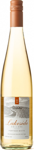 Lakeside Cellars Portage White 2018, Okanagan Valley Bottle