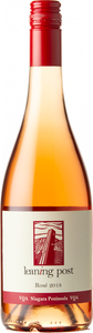 Leaning Post Rosé 2018, Niagara Peninsula Bottle