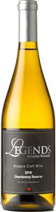 Legends Estates Chardonnay Reserve 2016, Lincoln Lakeshore Bottle