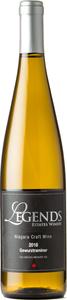 Legends Estates Gewurztraminer 2018, Lincoln Lakeshore Bottle