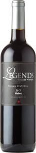 Legends Estates Malbec 2017, Lincoln Lakeshore Bottle