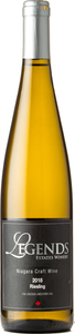 Legends Estates Riesling 2018, Lincoln Lakeshore Bottle