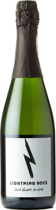 Lightning Rock Blanc De Noir Elysia Vineyard 2017, Okanagan Valley Bottle
