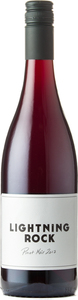 Lightning Rock Pinot Noir Elysia Vineyard 2017, Okanagan Valley Bottle