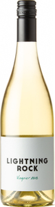 Lightning Rock Viognier Elysia Vineyard 2018, Okanagan Valley Bottle
