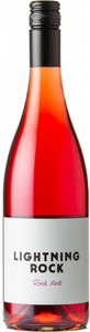 Lightning Rock Winery Rosé 2018, Okanagan Valley Bottle