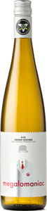 Megalomaniac Narcissist Riesling 2018, VQA Niagara Peninsula Bottle