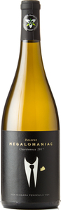 Megalomaniac Reserve Chardonnay 2017, VQA Twenty Mile Bench Bottle