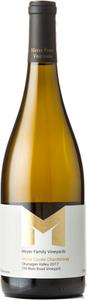 Meyer Micro Cuvée Chardonnay Old Main Rd Vineyard 2017, Okanagan Valley Bottle