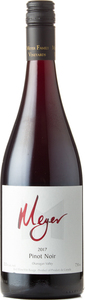 Meyer Pinot Noir 2017, Okanagan Valley Bottle