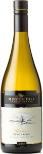 Mission Hill Reserve Pinot Gris 2018, BC VQA Okanagan Valley Bottle