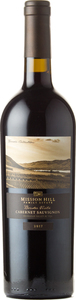 Mission Hill Terroir Collection Border Vista Cabernet Sauvignon 2017, Okanagan Valley Bottle