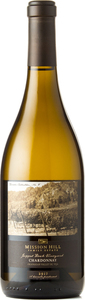 Mission Hill Terroir Collection No 8 Jagged Rock Vineyard Chardonnay 2017, BC VQA Okanagan Valley Bottle