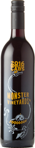 Monster Vineyards Cabs 2016, Okanagan Valley Bottle