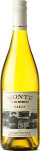 Monte Creek Ranch Chardonnay 2017 Bottle