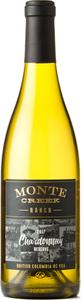 Monte Creek Ranch Chardonnay Reserve 2017 Bottle