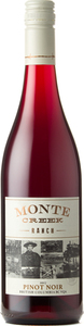 Monte Creek Ranch Pinot Noir 2017 Bottle