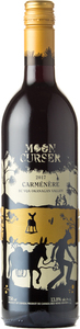 Moon Curser Carménère 2017, Okanagan Valley Bottle