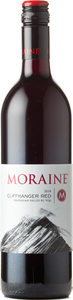 Moraine Cliffhanger Red 2018, BC VQA Okanagan Valley Bottle