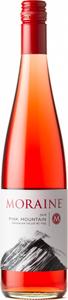 Moraine Pink Mountain Rosé 2018, Okanagan Valley Bottle