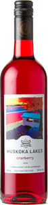 Muskoka Lakes Cranberry Wine 2018 Bottle