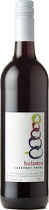 Niagara College Teaching Winery Balance Cabernet Franc 2017, Niagara On The Lake Bottle