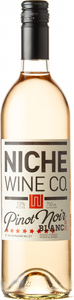 Niche Wine Company Pinot Noir Blanc Rosé 2018, Okanagan Valley Bottle