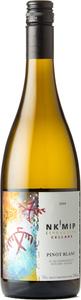 Nk'mip Cellars Winemakers Pinot Blanc 2018, Okanagan Valley Bottle