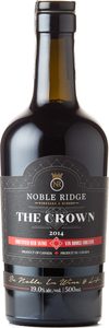 Noble Ridge The Crown Fortified Red Wine 2014, Okanagan Falls Bottle