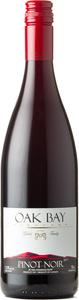Oak Bay Pinot Noir 2017, Okanagan Valley Bottle