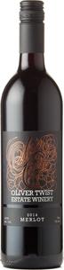 Oliver Twist Estate Winery Merlot 2014, Okanagan Valley Bottle