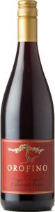 Orofino Cabernet Franc Pozza Vineyard 2018, Similkameen Valley Bottle